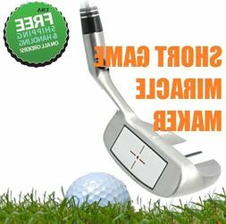 #1 CHIPPER UTILITY SQUARE WEDGE - Eliminates Fat & Thin Chip