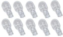 10 pcs T5 Wedge Base Bulbs 7 Watt to Replace 6XT5-12V-7W - N