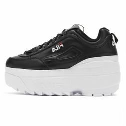 Womens Fila Disruptor II Wedge