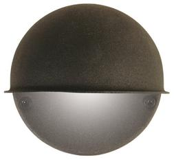 Moonrays Low Voltage Outdoor Wall Mounted Light with Round M