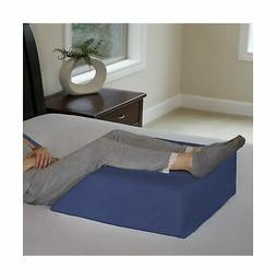 InteVision Ortho Bed Wedge Pillow with a 400 Thread Count, 1