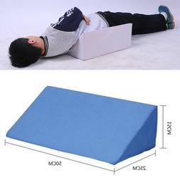 Acid Reflux Foam Bed Wedge Pillow Leg Elevation Back Lumbar