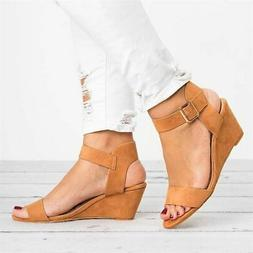 Autumn Comfortable Womens  Wedges Shoes For Women Shoes Wome