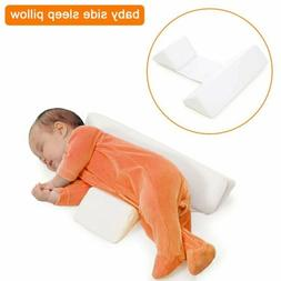 Baby Pillow Sleep Anti Roll Adjustable Elevated Wedge Preven