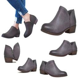 Best Sabina Leather Like GRAY Bohemian For Women Mid Low Wed