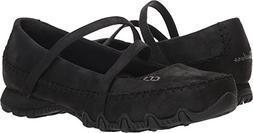 Skechers Women's Bikers-Free Thinker-Whipstitched Mary Jane