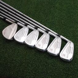 TaylorMade Blended Iron Set RSi TP 5-9+TP Tour Grind Pitchin