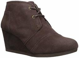 BOBS from Skechers Womens High-Notes-Behold Ankle Bootie- Pi