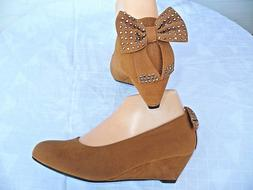 camel women s wedge shoes boutique sizes