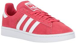 adidas Originals Women's Campus W Sneaker, CORE Pink Crystal
