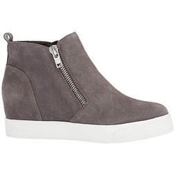 Women's Casual Fashion Sneakers High Top Wedges Platform Fla