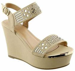 Best Clearance Sale Comfy Womens Dressy Platform Party Wedge
