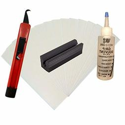 Wedge Guys Complete Golf Grip Kit for Regripping Golf Clubs,
