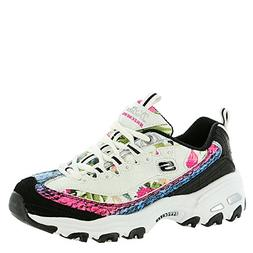 Skechers Sport D'Lites Runway Ready Women's Oxford 6.5 C/D U