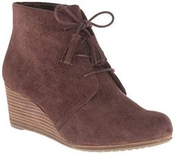 Dr. Scholl's Women's Dakota Memory Foam Wedge Booties  - 11.