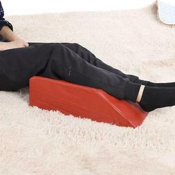 Foam Leg Elevator Cushion  for Wedge Support Knee Pain Rest