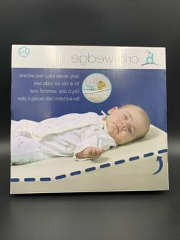 Hiccapop FOLDABLE Safe Lift Universal Crib Wedge for Baby Ma