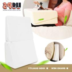 Folding  Best Wedge Pillow Elevating Leg Rest Pillow for Com