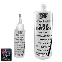 Wedge Guys Professional Golf Grip Solvent for Regripping Gol