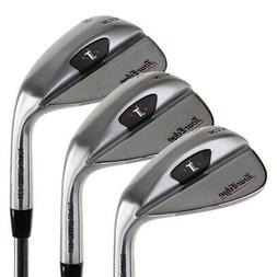 Tour Edge Golf TGS 3-Piece Wedge Set  Approach, Sand & Lob N
