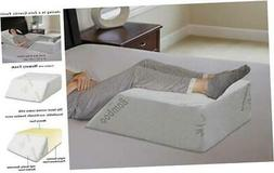 InteVision Ortho Bed Wedge Pillow with a High Quality, Remov