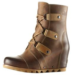 Sorel Joan of Arctic Wedge Mid Cafe Winter Snow Boot Womens