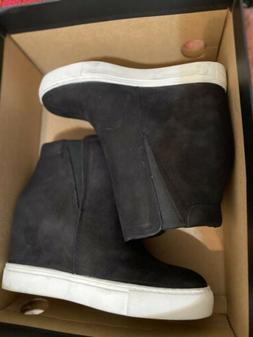 Kenneth Cole Sneakers Kam Wedge 6M
