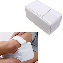 Knee Leg Memory Foam Pillow Bed Cushion Wedge Pressure Relie
