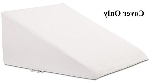 InteVision Count, 100% Cotton Pillowcase. Designed to InteVision Extra-Large Bed Pillow