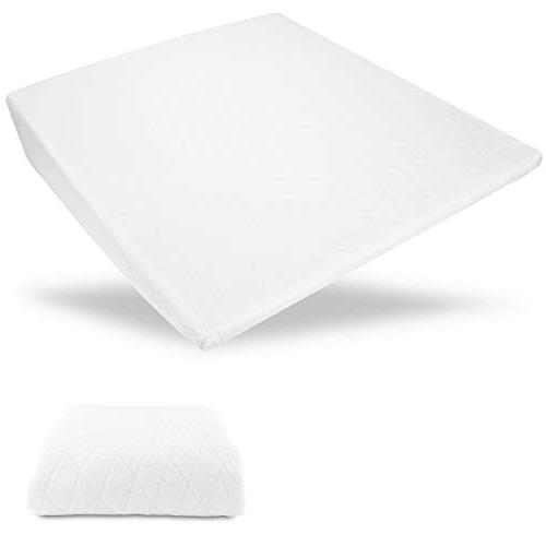 Acid Reflux Wedge Pillow - USA Made with Memory Foam Overlay