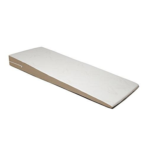 Avana SuperSlant Full Length Bed Wedge Pillow with Bamboo Co