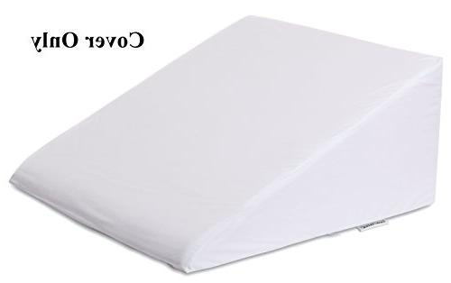 "InteVision 400 Thread Count, 100% Egyptian Wedge Pillowcase; Designed Fit 12"" of InteVision Bed Pillow"