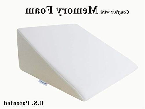 InteVision Foam Foam Layer Firm Foam and a High Removable Relief from Snoring,
