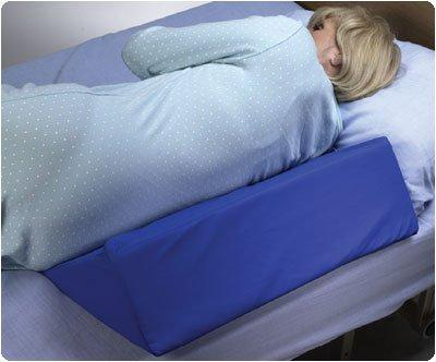 """Skil-Care 30 Degree Bed Wedge-7"""" x 12 x 24"""", Convoluted surf"""