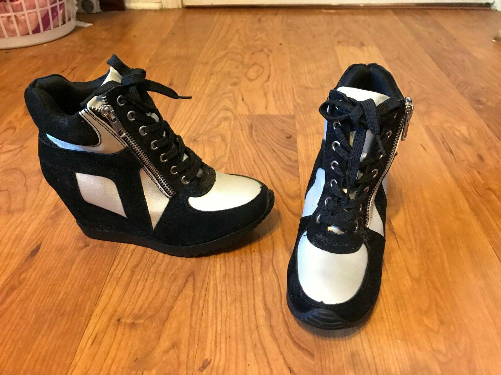 Forever High Sneakers Ankle 6.5