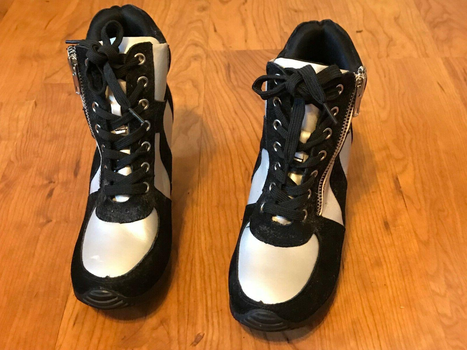 Forever Adriana-M4 Fashion High Sneakers