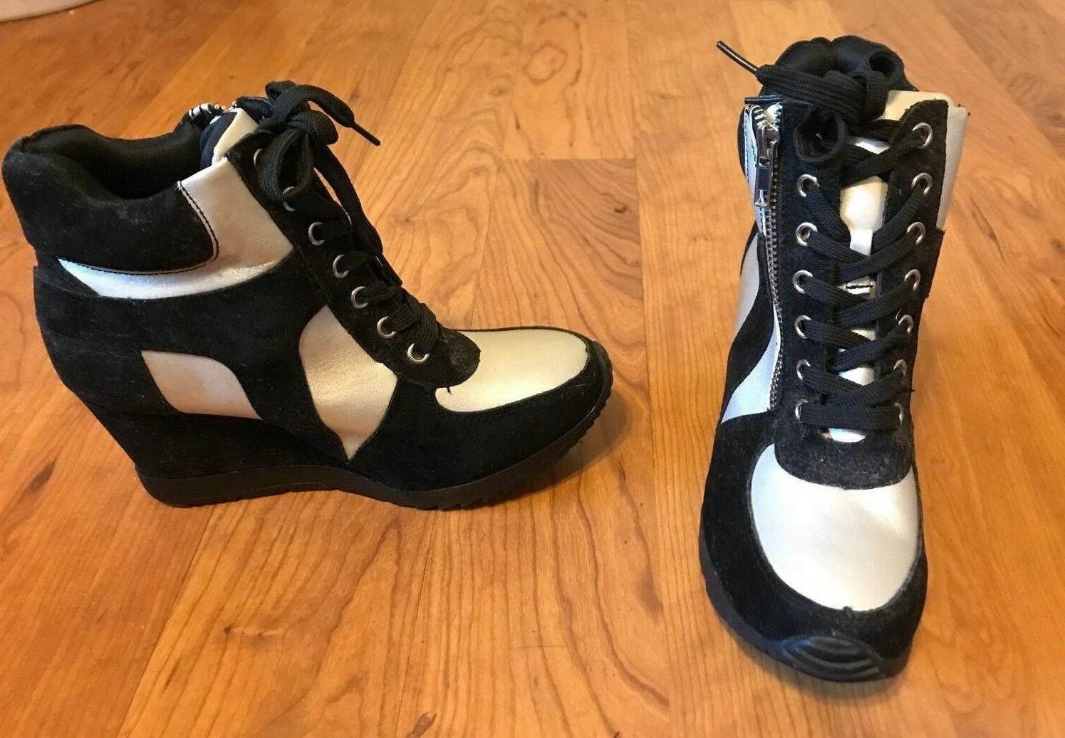 Forever High Top Sneakers
