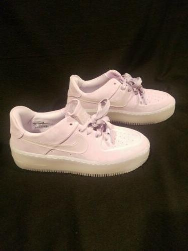 Nike AF1 Force 1 Wedge Shoes Low AR5409-500 Size