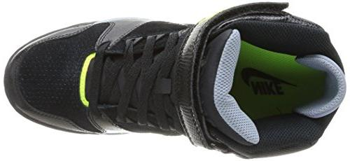 Nike Women's Sky Hi Black/Black/Magnet Casual Shoe US