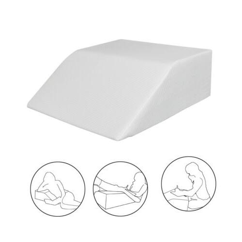 Best Wedge Pillow Memory Foam Leg Pillow for Help