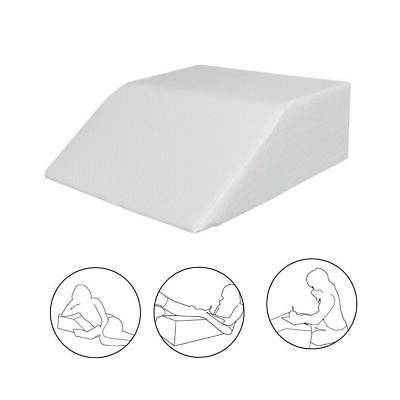 Best Wedge Pillow Elevating Memory Foam Leg Rest Pillow  for