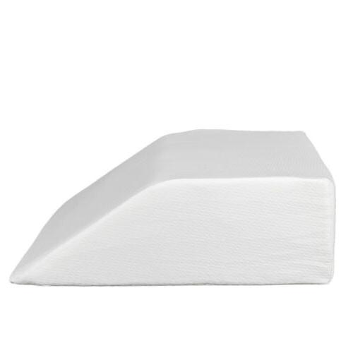 Best Wedge Elevating Memory Foam Leg Pillow Help