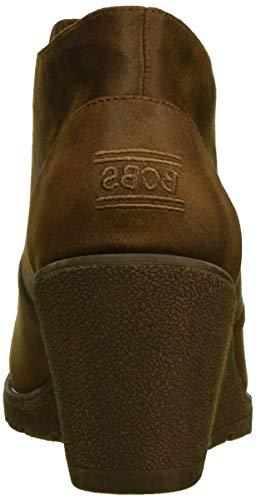 Skechers BOBS Tumble Weed-Goin West. Microfiber Bootie Ankle Boot, M US