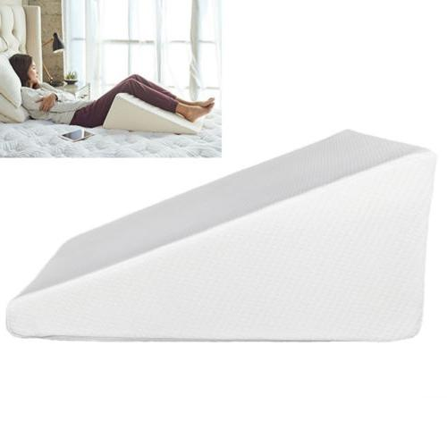 body positioner elevate foam bed wedge pillow