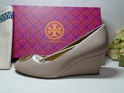 TORY Chelsea SAND Leather Size 7
