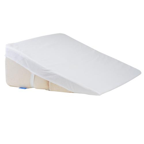 contour folding bed wedge slip cover pillow