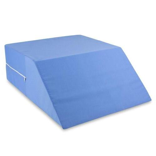 dmi ortho bed wedge elevated leg pillow