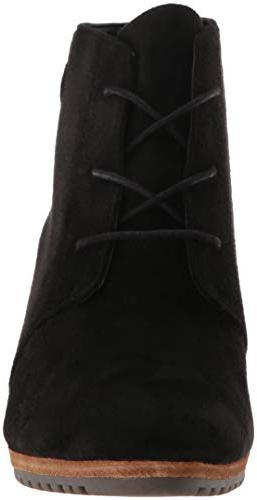 Dr. Shoes Conquer Boot, Microfiber, 10