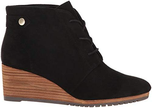 Dr. Conquer Ankle Boot, Microfiber,