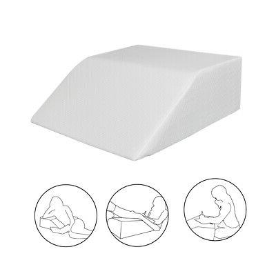 Elevating Wedge Pillow Back Bed Support US